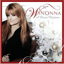 WYNONNA JUDD - A CLASSIC CHRISTMAS - CD - Sealed