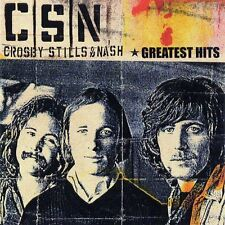 CROSBY STILLS & NASH  - GREATEST HITS - CD SIGILLATO