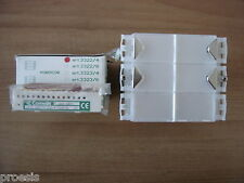 COMELIT 3322/4 Powercom modulo 4 chiamate pulsanti posto esterno Tradizionale