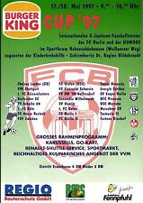 1997 FC Berlin, Chelsea London, ZSKA Moskau, Union Berlin, Hansa Rostock, ...