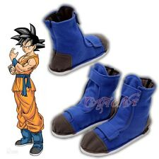 Cafiona Dragon Ball Son Goku Kakarotto Cosplay Accessary Shoes Sportswear Boots