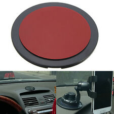 78mm 3M Car Dash Dashboard Adhesive Sticky Suction Cup Mount Disc Disk Pad GPS