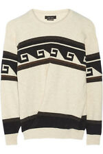 BNWT ISABEL MARANT 'samuel oversized knitted sweater' alpaca wool jumper knit