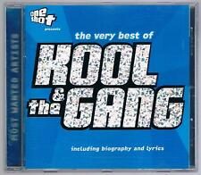 ONE SHOT  KOOL & THE GANG THE VERY BEST CD  F.C. COME NUOVO!!!