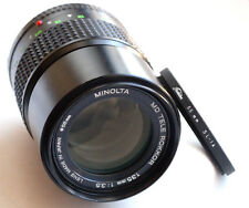 MINOLTA MD TELE ROKKOR 135mm f3.5 for mirrorles cameras JAPAN EXCELLENT