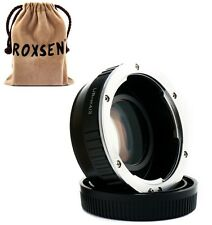 Focal Reducer Speed Booster Adapter Leica R mount lens to Micro 4/3 GX7 E-P5 M43