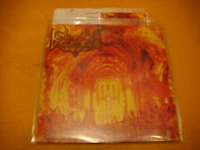 Cardsleeve Full CD REBAELLIUN Annihilation PROMOSHEET 9TR 2003 death metal