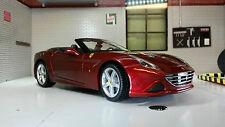 LGB G Scala 1:24 2014 Ferrari California 21.5 24 Dettagliato Automodello Metallo