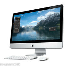 "Apple iMac 27"" QUAD CORE Core i7  2.8GHz 8GB 1TB MC507 A1312 Late 2009"