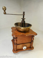 Vintage French Coffee Grinder   ref 2595