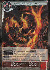 FOW BELIAL The Crimosn Lord 1-074 R - FOIL - ENG - NEW