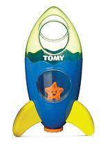 Tomy 72357 Bath Toys Fountain Rocket - New
