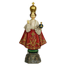 "Giovanni Religious Catholic Saints 16"" Figurine INFANT OF PRAGUE CHILD JESUS 136"