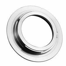 M39 Lens to Minolta MD Camera Adapter Ring X700 X600 X500 X570 X370 X300 X300S