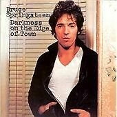 BRUCE SPRINGSTEEN   -   Darkness On The Edge Of Town  (1994) CD