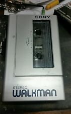 Vintage Sony Walkman WM4 Stereo Cassette Player