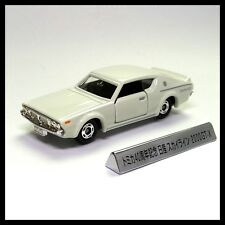 TOMICA 40TH JUSCO NISSAN SKYLINE 2000GT 1/64 TOMY DIECAST CAR 2000GT-X 82 WHITE
