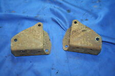 MG Midget ¼ Elliptic Front Radius Arm Mounting Bracket Assemblies