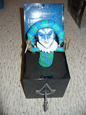 Assassins Creed Brotherhood - Harlequin Jack in the Box Collectable - 2010