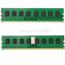8 G GO (2x 4 GB) Mémoire RAM DDR3 PC3-12800 1600 MHz DIMM AMD Desktop PC 240 Pin