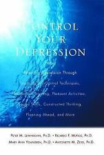 Control Your Depression, Rev'd Ed by Lewinsohn, Peter