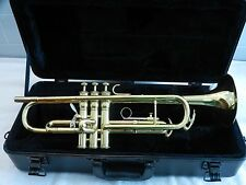 KING TEMPO II 601 USA Student Trumpet - Smooth Valves - Plays Great - Nice Horn