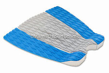 Surfboard Traction Pad Grip Skimboard SUP Surf Paddle Shortboard 3PCDIA01-BLUGRY