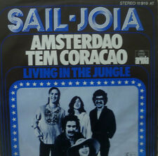 "7"" 1977 KULT IN MINT- ! SAIL JOIA Amsterdao Tem Coracao"