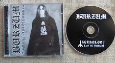 V. Vikernes ‎– Anthology - Lord Of Darkness - - CD