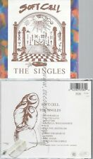 CD--SOFT CELL -- -- THE SINGLES