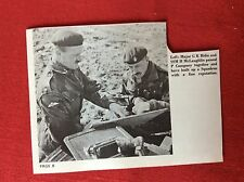 m2r ephemera  1965 picture major g k bidie ssm h mclaughlin p company