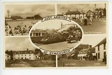 Just Arrived at DYMCHURCH Multiview RPPC Miniature Train Photo—Golf Green 1930s