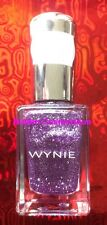 1 Vernis à Ongles WYNIE Collection PAILLETTE Pailleté 709 Violet Pourpre