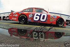"American Stock Car Racing Driver Mike Skinner Hand Signed Photo 12x8"" AC"