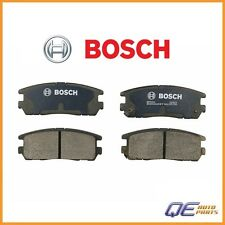 Rear Acura Honda Passport Isuzu Rodeo Disc Brake Pad Set Bosch QuietCast BP580