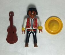 Playmobil Mexican Hombre & Guitar Mystery Figure Series Fi?ure Collectible