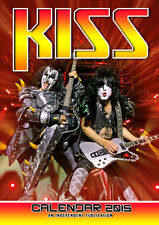KISS KALENDER 2015 NEU & OVP (DREAM)