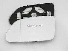 Wing Mirror Glass SKODA OCTAVIA 2005-2009 Aspheric HEATED Left Side #K017
