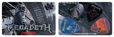 Megadeth Dystopia Album Covers PikCard Custom Guitar Picks (4 picks per card)