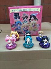 Sailor moon Anime Manga Mini Figuren 6er Set H:6cm Neu