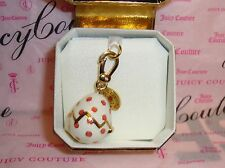 New Juicy Couture Just Hatched Easter Egg Charm For Bracelet, Necklace Bag