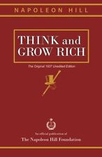 Think and Grow Rich: The Original 1937 Unedited Edition by Napoleon Hill, (Paper