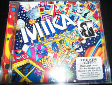 Mika The Boy Who Knew Too Much (Australia) CD - New