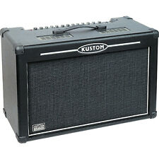 Kustom HV100 High Voltage Series 2x12 Guitar Combo Amp, 100W, Amplifier 220v NEW
