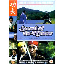 SWORD OF THE MASTER NEW AND SEALED  DVD KUNG FU LEGENDS HONG KONG HEROES