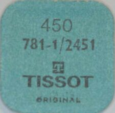TISSOT CAL. 781-1, 2451 ZEIGERSTELLRAD PART No. 450   ~NOS~