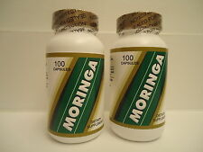 200 Dried Powder Moringa Oleifera 100% NATURAL IMPROVES MOOD ENERGY Malunggay
