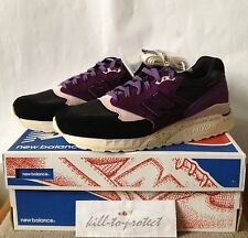 Zapatillas FREAKER TASSIE NEW BALANCE X DEVIL CM998SNF Talla US12 Uk11.5 Patta 2013