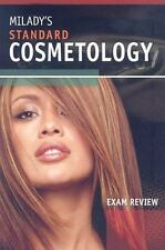 Exam Review For Milady Standard Cosmetology by Milady