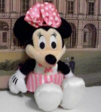 Disney Minnie Mouse Pink Polka Dot BOW SHOES  Plush by Just Play 9 INCH STOCKING